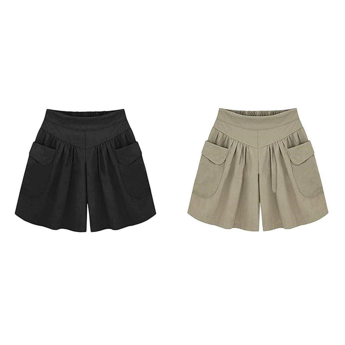 Loose Soft Anti-Chafing Pocket Shorts - Gurney Shop