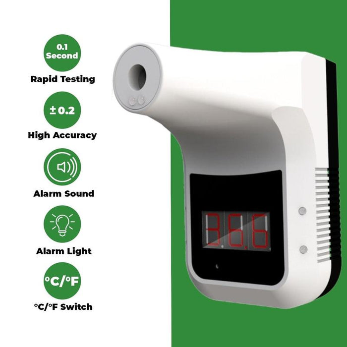 Handsfree Automatic Screening Infrared Thermometer