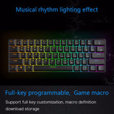 GK61 Mechanical 60% Gaming Keyboard