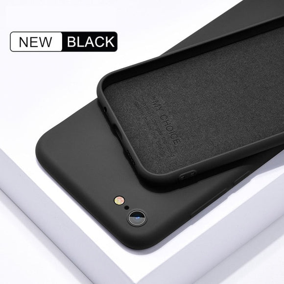 Thin Soft Case For iPhone
