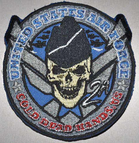 US Air Force Morale Patch (Velcro) , Patches - Cold Dead Hands, Cold Dead Hands