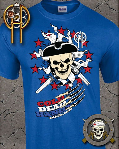 Bust Out Patriot T-Shirt , TShirts - Cold Dead Hands, Cold Dead Hands