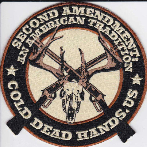 CDH American Tradition Morale Patch (Iron/Sew On) , Patches - Cold Dead Hands, Cold Dead Hands