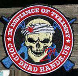 CDH In Defiance of Tyranny Morale Patch (Iron On) , Patches - Cold Dead Hands, Cold Dead Hands   - 2
