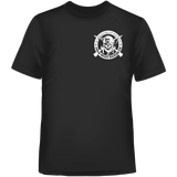 Cold Dead Hands Skull & Guns Don't Tread On Me T-Shirt , TShirts - Cold Dead Hands, Cold Dead Hands   - 3