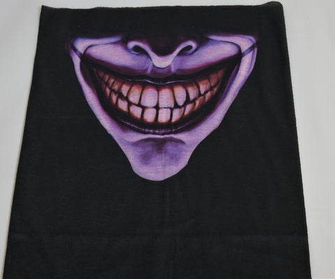 Joker Face Neck Mask