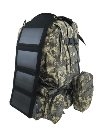 Bug Out Bag Solar Panel Phone Charger
