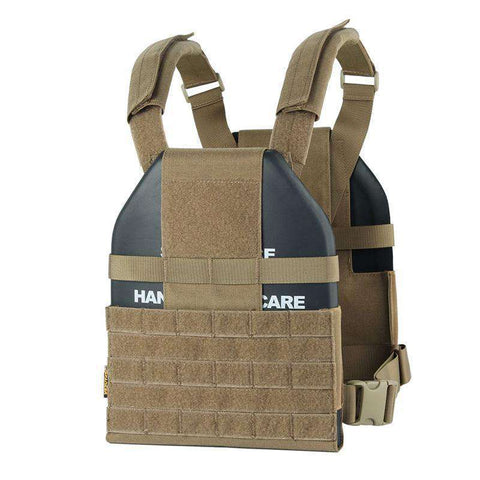B-Tac COPPER RIG Low Profile Plate Carrier