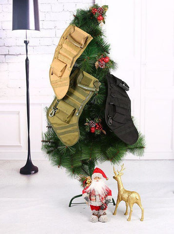 Tactical Christmas Stocking DEAL