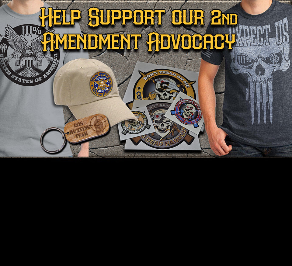 Cold Dead Hands Store Apparel Amp Gear