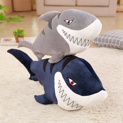 Peluche Requin Méchant