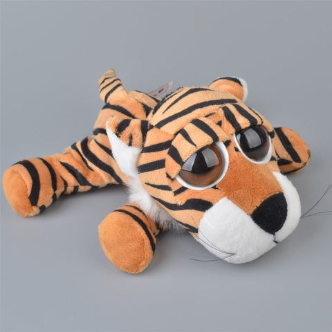 Peluche Tigre Gors Yeux
