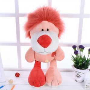 Peluche Mini Lion Rose Nici