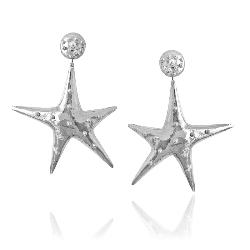 ANCIENT STAR earrings