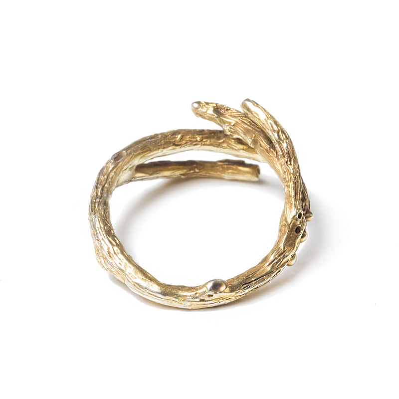 WINTER BRANCHES ring