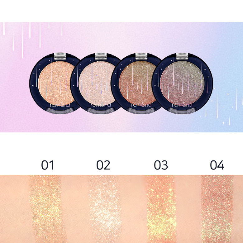 Rom&nd The Universe Glitter Shadow