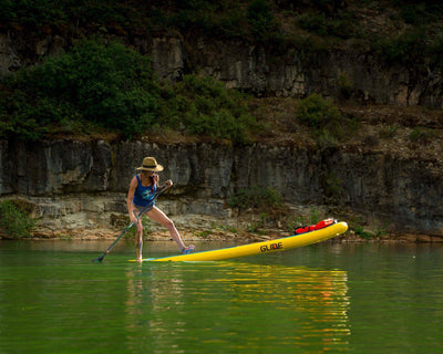 What Does Hard Science Say About a SUP Workout?