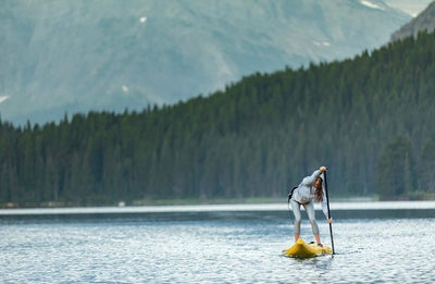 6 Things You Need To Know About Winter Paddle Boarding