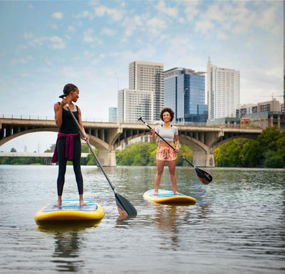 Best Places to Paddle Board in Texas