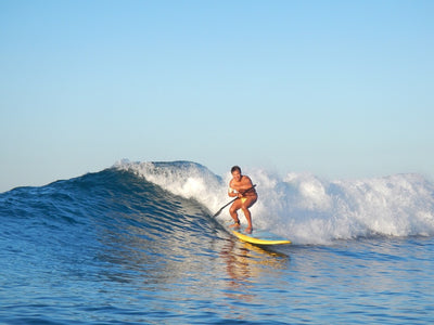 5 Best SUP Spots on Oahu with Hawaiian Legend, Eric Keawe