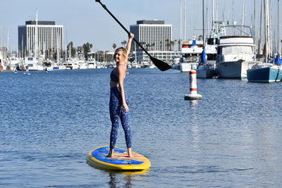 Best Places to SUP in California