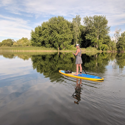 Best Places to SUP in Washington State