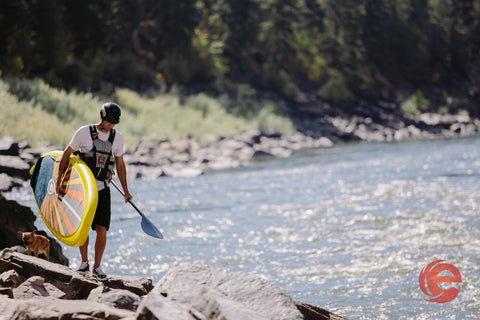 safety requirements for whitewater SUP