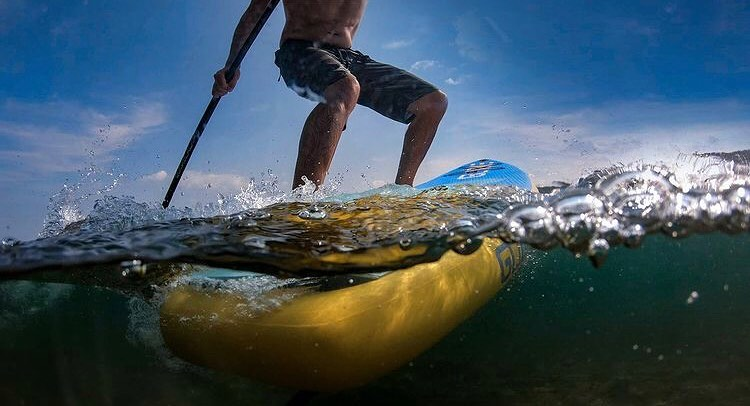 SUP exercise and health benefits