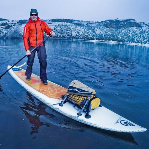 stand up paddle board essential items