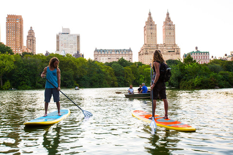 paddle boarding activity