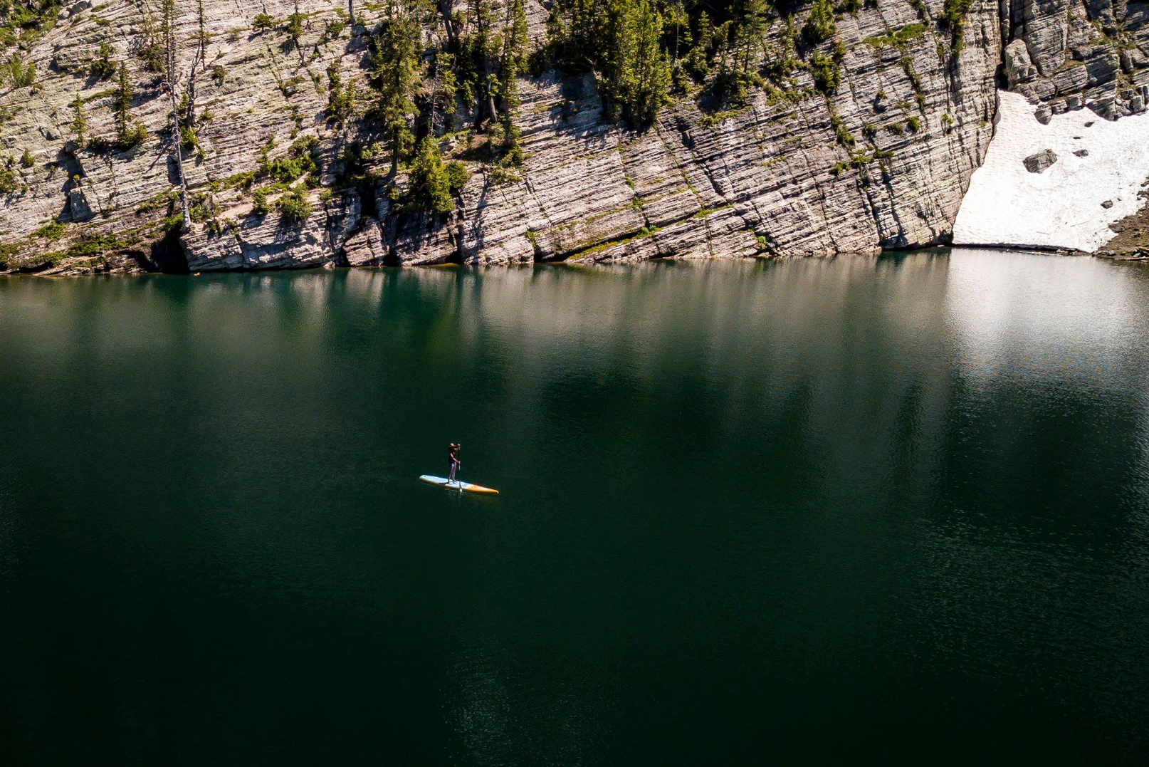 SUPing in Idaho State