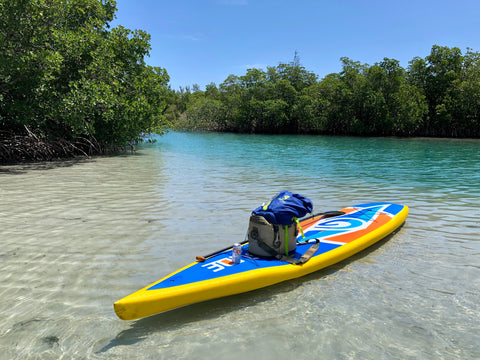 durable paddle board