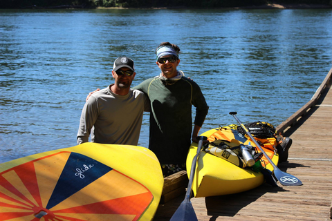 everything you need for a SUP outing