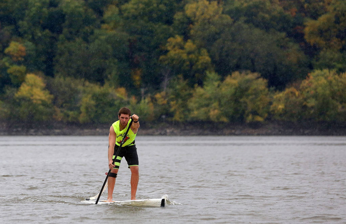 what you need for a SUP Race