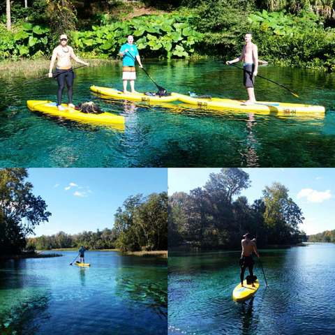 glide paddle boards