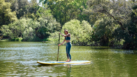 glide stand up paddle board SUP
