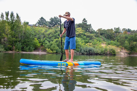 Tips for first SUP outing