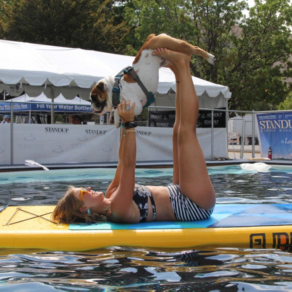 O2 Inflatable Fit Glide Paddleboards