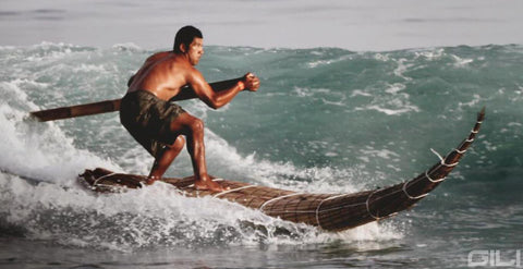 a quick history of SUP