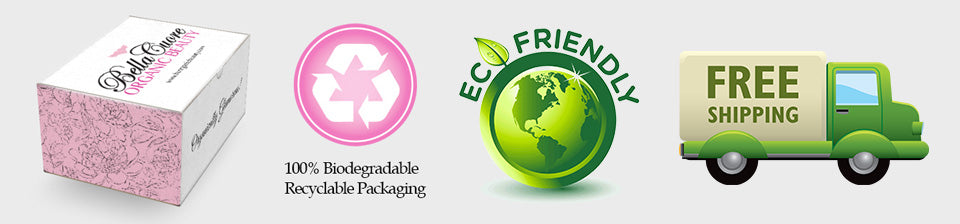 Free ECO Friendly Shipping