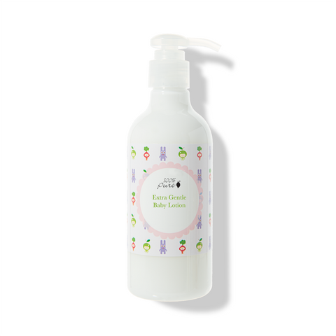 100% Pure Extra Gentle Baby Lotion - Bella Cuore