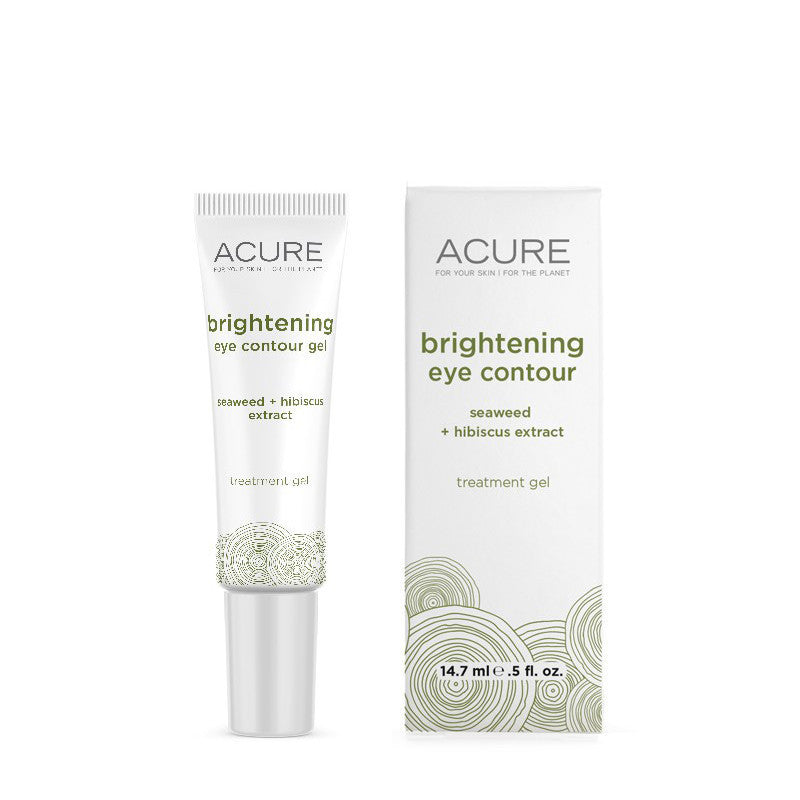 Acure Brightening Eye Contour Gel - Bella Cuore