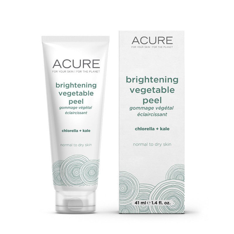 Acure Brightening Vegetable Peel - Bella Cuore