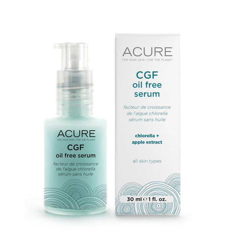 Acure CGF Oil Free Serum