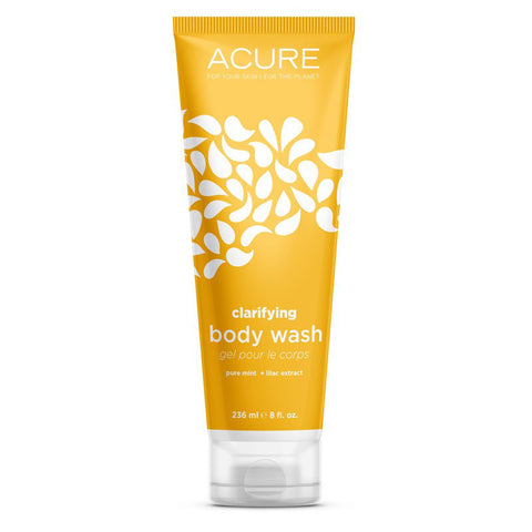 Acure Clarifying Body Wash - Bella Cuore