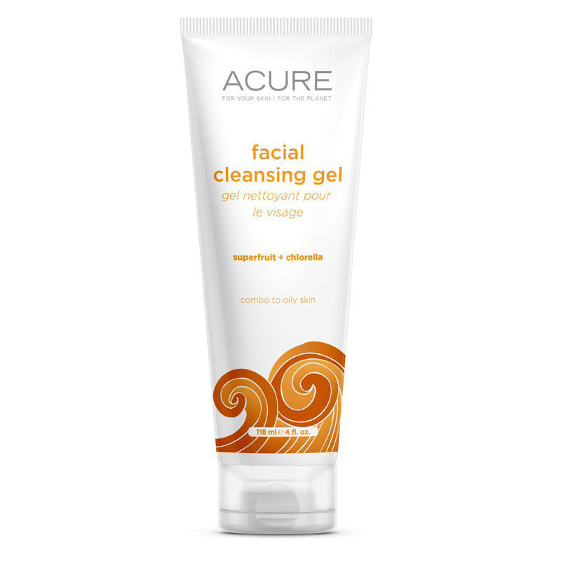 Acure Facial Cleansing Gel - Bella Cuore