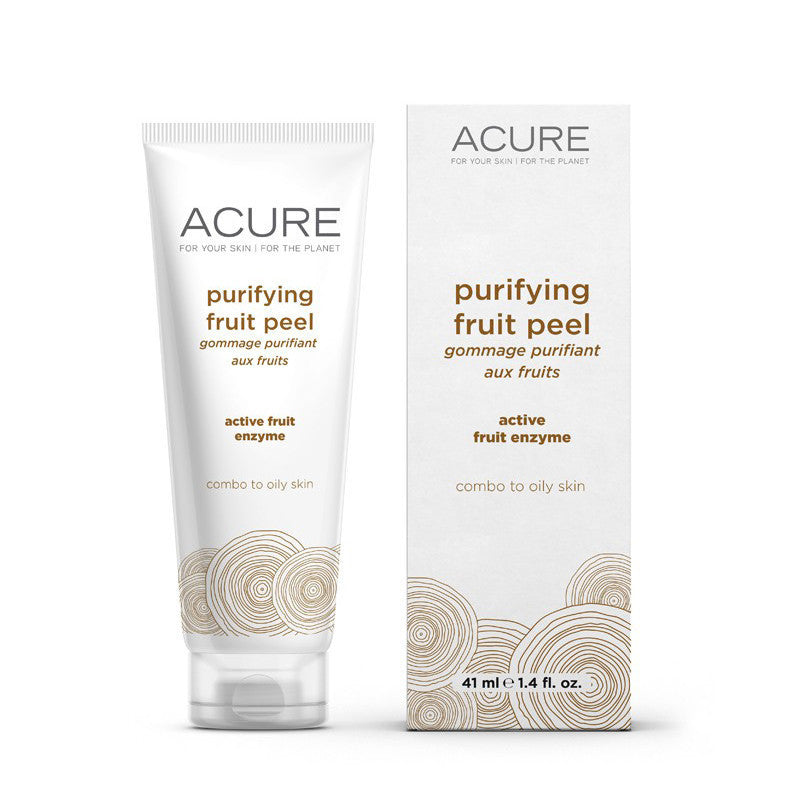 Acure Purifying Fruit Peel - Bella Cuore
