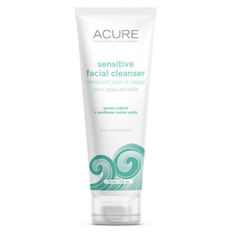Acure Sensitive Facial Cleanser - Bella Cuore