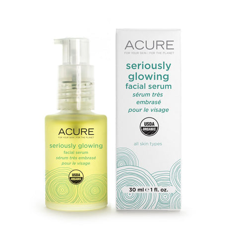 Acure Seriously Glowing Facial Serum - Bella Cuore