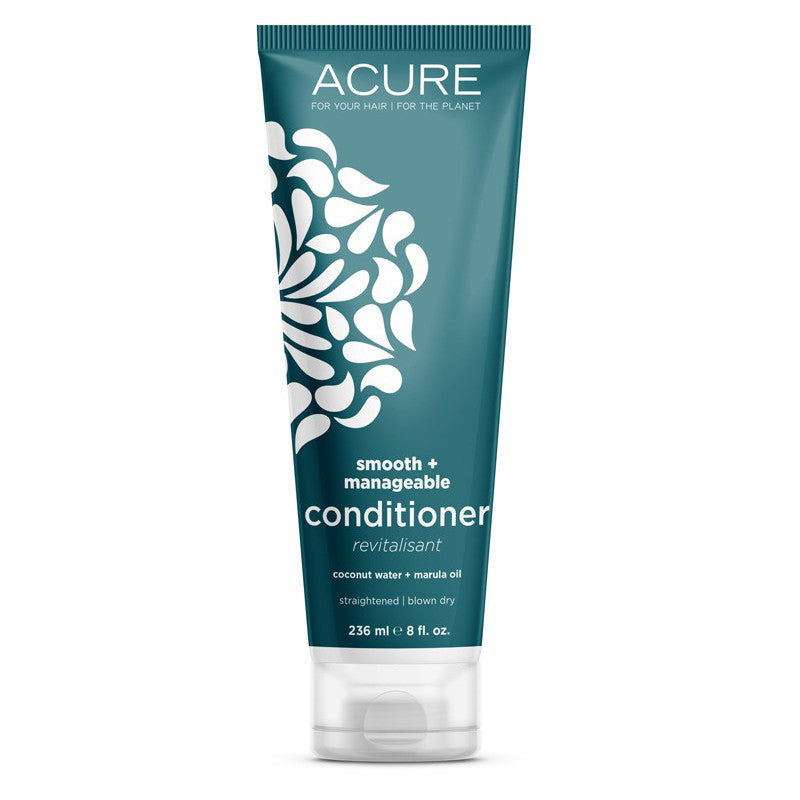 Acure Smooth and Manageable Conditioner - Bella Cuore